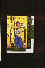 2005 Press Pass Honor Roll #61 Elliott Sadler - Signed Auto Autographed
