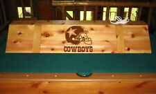 NFL MLB NBA College Sports Pool Table Poker Billiards Light with your Name!
