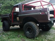 Family Roll Bar Kit 1978 1979 Bronco Roll Cage 6 point Family Roll Cage Kit