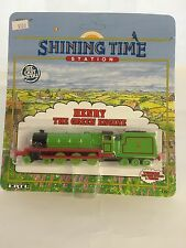 Thomas the Tank Train HENRY THE GREEN ENGINE SHINING TIME STATION 1992 ERTL NEW