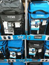 Titan cooler bag w/ ICE WALLS keeps 26 cans ice cold for 2 days GLOBAL SHIPPING!