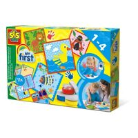 SES CREATIVE Children's My First Work of Art Set, Unisex, 1 to 4 Years