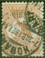 Australia 1913 5d Chestnut SG8 Good Used