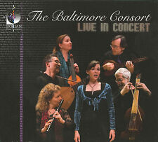 Baltimore Consort - Live in Concert [New CD]