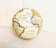 """Globe Standing World Map XLARGE With Stand Home Deco Gift 8"""" 20cm 4 Colours"""