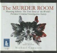The Murder Room, Hunting Killers - 12 CD Unabridged Audiobook True Crime Stories