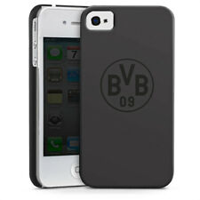 Apple iPhone 4 Premium Case Cover - BVB Grau