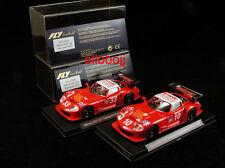 FLY* 1/32 - E26A + E26B Marcos 600 LM Autosport Show 2000 Limited Edition