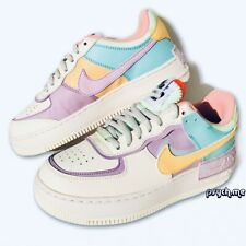 Nike Air Force 1 Shadow Pale Ivory Women Shoes Sneaker AF1 6 6.5 7 7.5 8 8.5 New