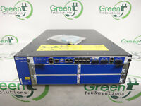 Juniper SRX3400BASE-AC Switch SRX 3400 Chassis SFB-12GE No Power Supplies