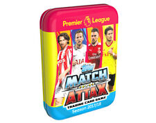 MATCH ATTAX 2017/18 MINI COLLECTOR TIN 36 CARDS PER  TIN