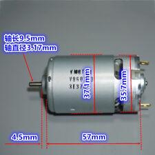 JOHNSON RS-555 Motor DC 12V~24V 18V 11000RPM High Speed High Power Large Torque
