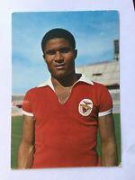 Autogramm EUSÉBIO-NS Portugal-verstorben-WM 1966-Benfica Lissabon-Eusebio-AK