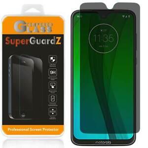 Privacy Anti-Spy Tempered Glass Screen Protector Guard For Motorola Moto G7 Plus