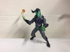 marvel Green Goblin Action Figure Spiderman Hasbro 2012 6� Squeeze Legs