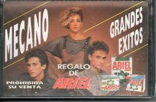 "MECANO ""GRANDES EXITOS"" ULTRA RARE PROMO CASSETTE / CANO TORROJA - NEW & SEALED"