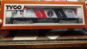 Vintage TYCO Spirit of 1776 Train Engine Mint in Box