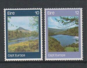 Ireland - 1977, Europa set - MNH - SG 406/7