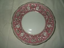 Ellesmere Pink Griffins by: Crown Staffordshire Bread & Butter Plate 1 of 12