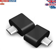 Micro 2.0 USB Female To Male Mini OTG 5 Pin Converter Samsung Android Adapter