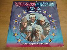 "VILLAGE PEOPLE - Y.M.C.A. NEW 1993 REMIX Vinyl 12"" UK 1993 DISCO    74321 177181"