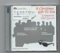 (JO138) A Christmas Gift To You, A Tribute To Phil Spector - 2000 CD