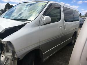 Toyota Regius Granvia Left Front Door Shell KCH10
