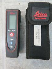 Leica Disto E7100i Bluetooth Laser Distance Meter Measurer Bluetooth
