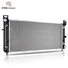 Yitamotor Radiator for Chevy Gmc Silverado 1500 2500 Sierra Yukon H2 2370 34'in (Fits: Hummer)