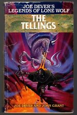 Legends of Lone Wolf - The Tellings - by Joe Dever and John Grant - RARE