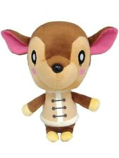 "New Little Buddy 1361 Animal Crossing New Leaf 7"" Fauna Stuffed Plush Doll Toy"