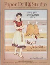 Paper Doll Studio Magazine Ancient Civilizations Issue 98 Fall/Winter 2010