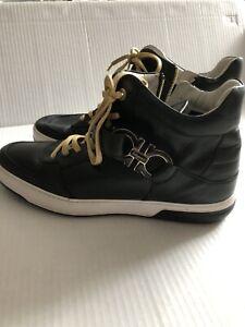 SALVATORE FERRAGAMO Made in Italy Men's Boots Size 11 D