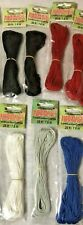 New Parachute Cord You Get 5 Colors 25 Ft Each 7.6 M Made In Usa Free Shipping