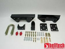 "Belltech 73-87 Chevy 1/2 Ton C10 6"" Flip Kit with C-Notch"