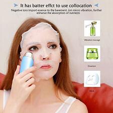 3 in 1 Portable Handy Nano Facial Mist Sprayers Hydrating Massager Moisture Test
