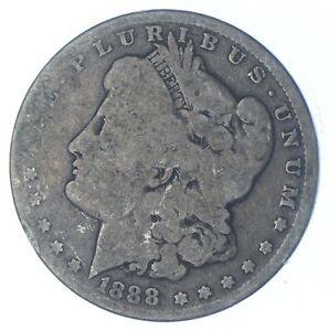 Early - 1888-O-Morgan Silver Dollar - 90% US Coin *844