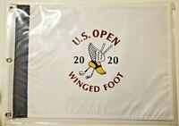 2020 US Open OFFICIAL (Winged Foot) SCREEN PRINT Flag