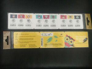 2x carnet de timbres neufs non plié 2020 Mon Carnet De Timbres Suivi