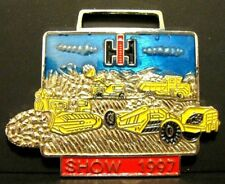 IH International Harvester Crawler Truck Loader Pocket Watch Fob IWFA 1997 Show