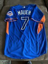 New listing Joe Mauer Minnesota Twins MLB Majestic 2013 All-Star Jersey 48