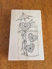 Impresssion Obsession -Sweet Lemonade -Wood Mounted rubber stamp-Item #E2306