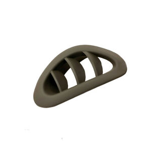 1994-2004 Ford Mustang Left Driver Tan Dash AC Heat Air Defrost Vent Duct OEM