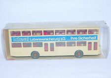 "Wiking HO 1:87 MAN SD-200 BERLIN BUS ""IDEAL"" Autobus PASSENGER BUS #730 MIB`78!"