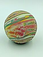 Marble Effect Large Sponge Rubber Ball Bouncy Ball Kids Adults Fun Toy Gift