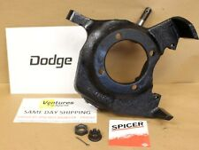 Dodge W2500 W3500 94-98 Drivers Side Steering Knuckle New Spicer Ball Joints