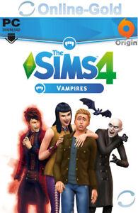 Los Sims 4 Vampiros - EA Origin Descargar clave - PC/MAC Expansión Código ES/EU