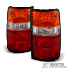 1989-1995 Toyota Pickup Tail Lights Brake Lamps Replacement Left+Right 89-95 Set