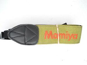 Mamiya Professional Gear Camera Neck / Shoulder Strap (NO LUGS)