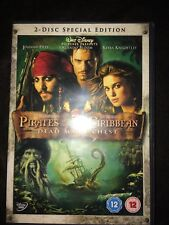 Pirates Of The Caribbean : Dead Man's Chest (2-Disc Special Edition)[DVD] [2006]